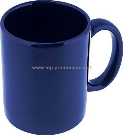 Solid Colour Ceramic Mug