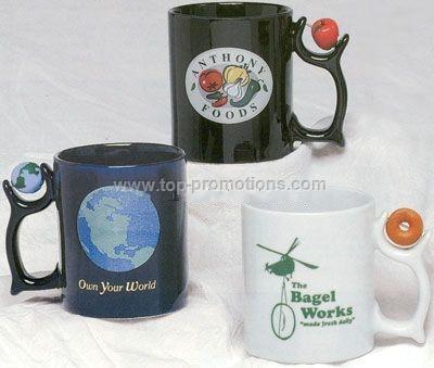 12 oz. Spinner Mugs