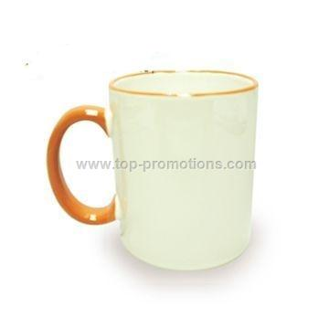 Ceramic Mug/Coated Cup