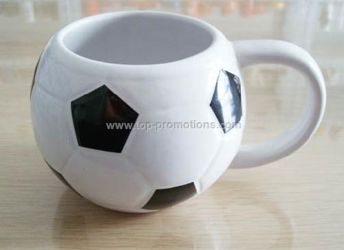Ceramic Football cups