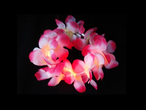 flashing leis bracelet