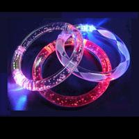 Flashing Acrylic Bracelet