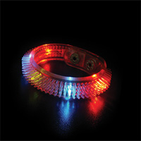 Flashing Brush Bracelet