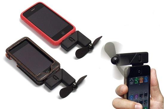 iPhone Fan Dock