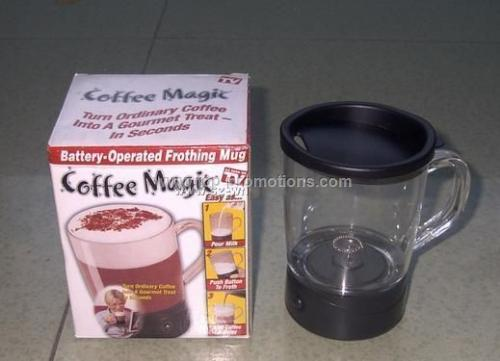 Magic electric coffee cup