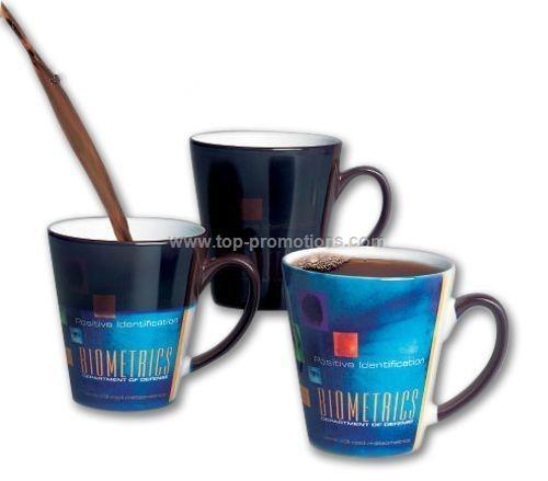 12oz. Full Color Coffee House Mug