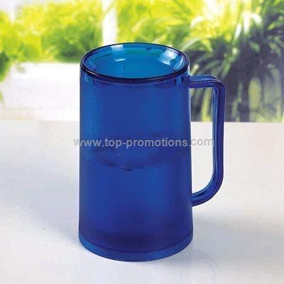 Cooler And Ice Beer Mug