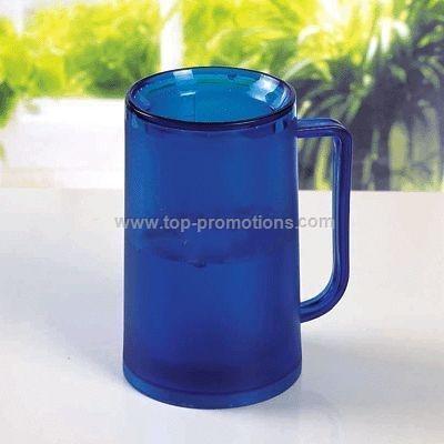 Cooler And Ice Beer Mug