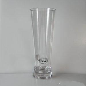 Styrene Pilsner Sampler Glass