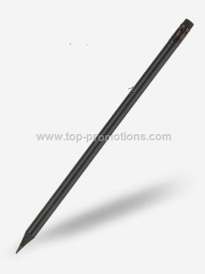 Black wooden pencil