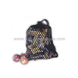 Airwave - Mesh drawstring bag with cord lock.
