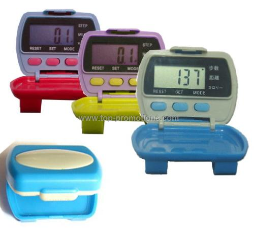 Pedometers with Multi-function