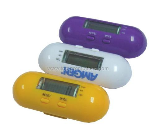 All function pedometers