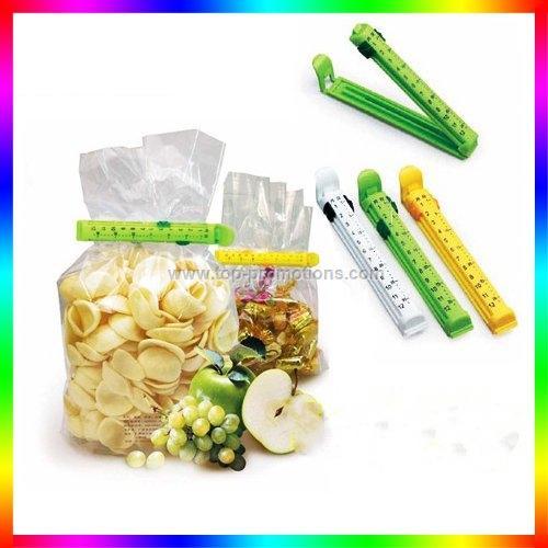 Clamp Multicolor Food Storage Bag Seal Clip