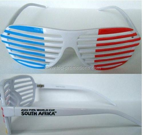 National Flag Sunglasses/Logo Sunglasses