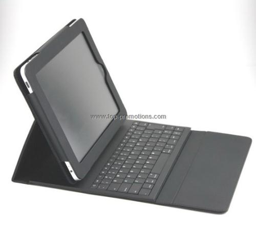 Bluetooth iPad keyboard case