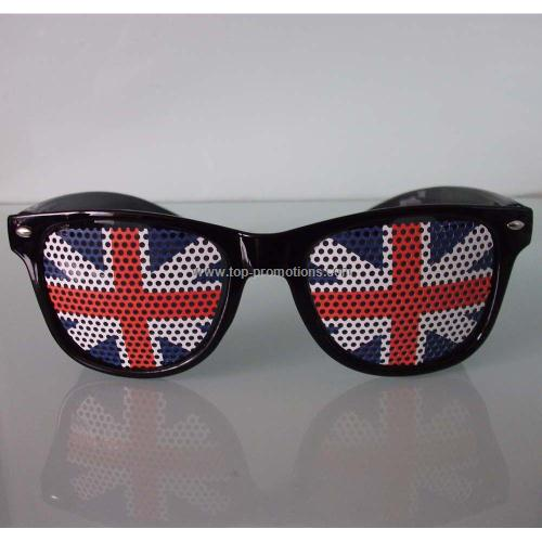 Fashion National flag sunglasses