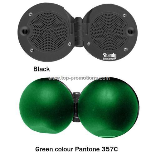 Ball Protable speaker