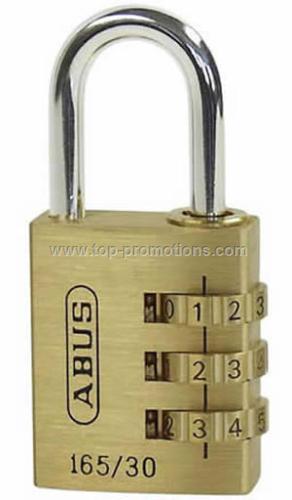 Combination brass Padlock