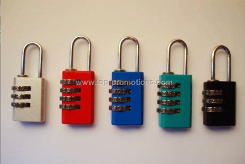 Brass Combination Padlock/Password Padlock