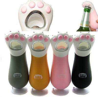 Cat Paw Beer Bottle Opener
