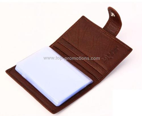 ID Card Credit Card Holder Wallet