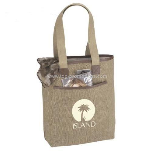 The Rustic Tote Bag