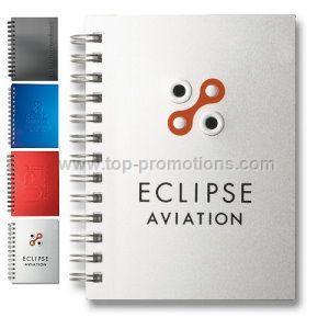 Aluminum Cover Notebook