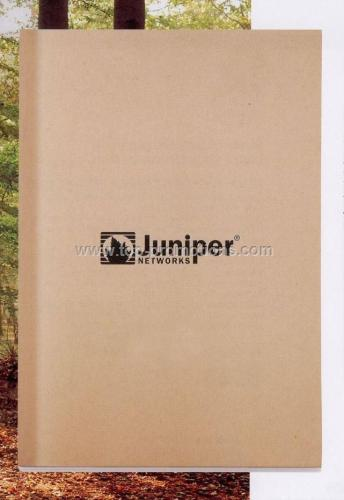 Eco Perfect Bound Notebook