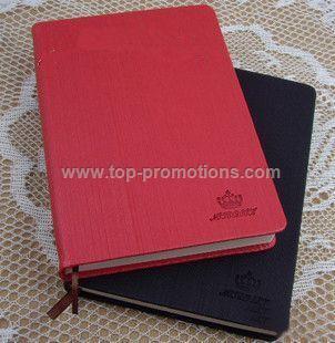 Hard-bound Notebook