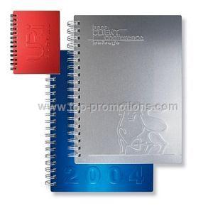 Aluminum Notebook