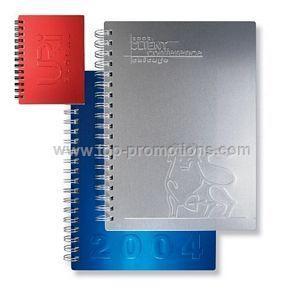 Aluminum Notebook