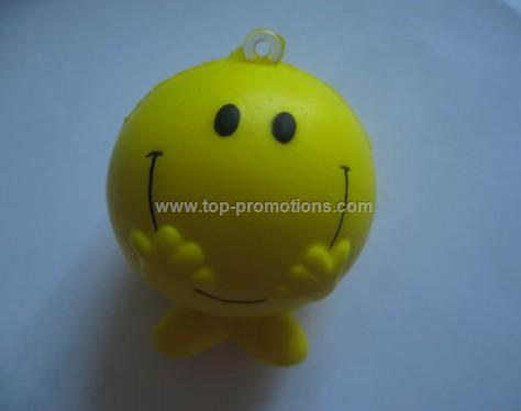 Mr Happy Stress Ball