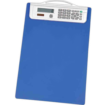 Clipboard with Calculator