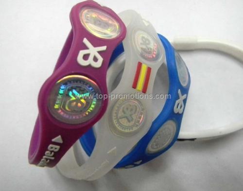 silicone XB bracelet