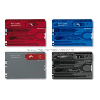Swiss Card Pocket Tool