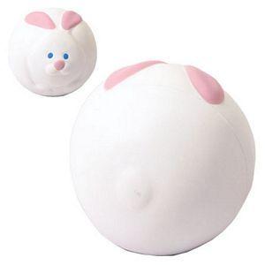 Bunny Rabbit Ball Stress Reliever
