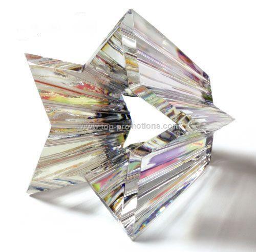 Shining Star Paperweight