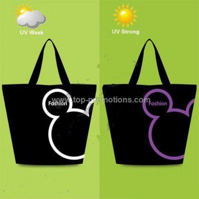 UV Logo Color Changing Bag