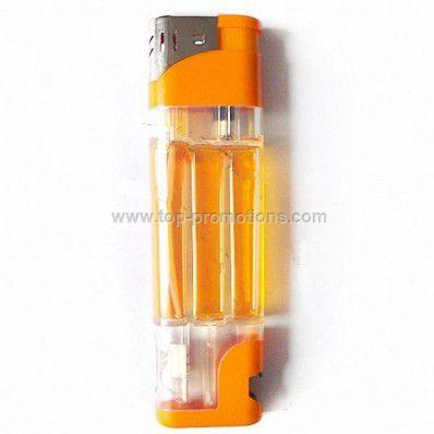 3 in 1 LED Flashlight Lighter Bottle Opener