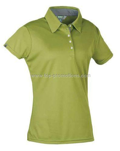 Ladies Eco-Drytech Polo