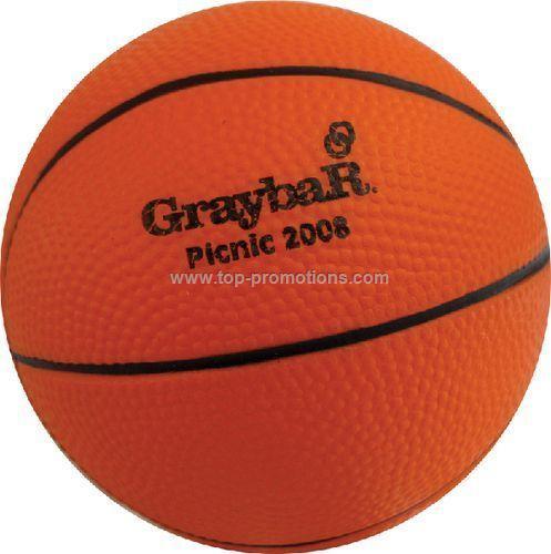 4 is PU Foam Basketball