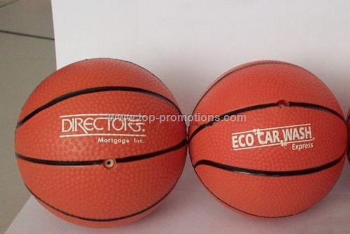 4 is Miniature Vinyl Basketball