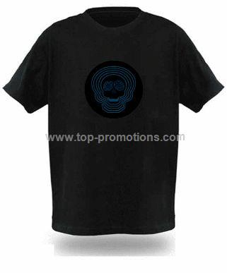 LED T-shirt Gallery