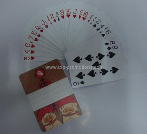 Playing Cards, PVC Playing Card, Paper Playing Car