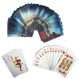 Playing Cards With 3D Images