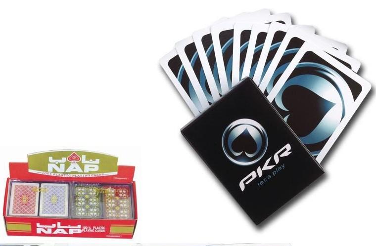 100 Royal plastic card