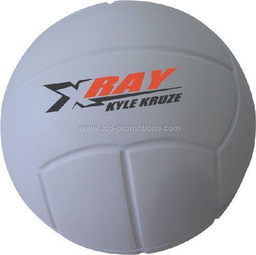 4 is  PU Foam Volleyball