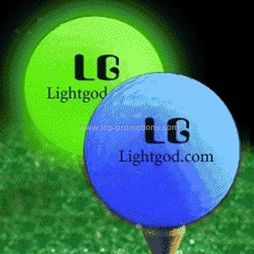 Light Up Golf Ball -Jade Green