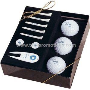 Balls tools in gift box